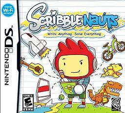256px-Scribblenauts_cover